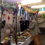 Sukkotfeier in Linz