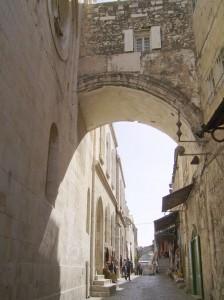 Ecce Homo Convent Arch