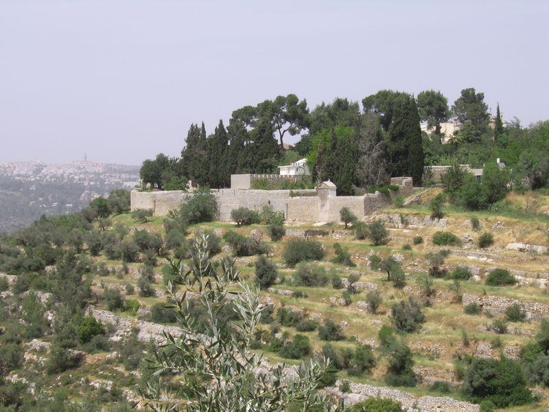 Ein Karem hill