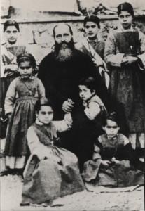 Fr. Mary Alphonse in Jerusalem