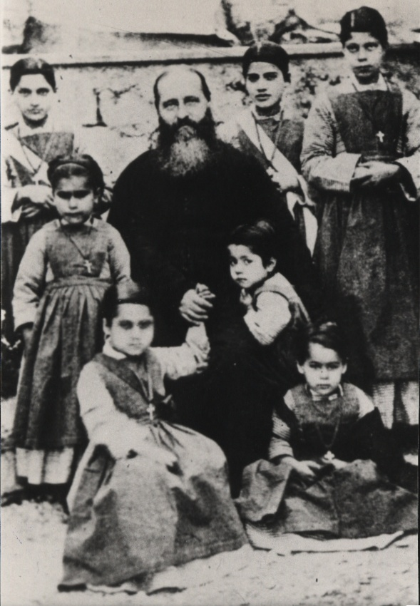 Fr. Mary Alphonse in Jerusalem