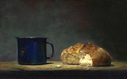Fasting bread and water