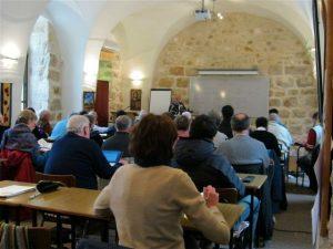 In classroom EBP