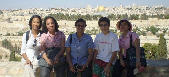 Brasilians in Jerusalem