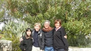 Volunteers in Ecce Homo