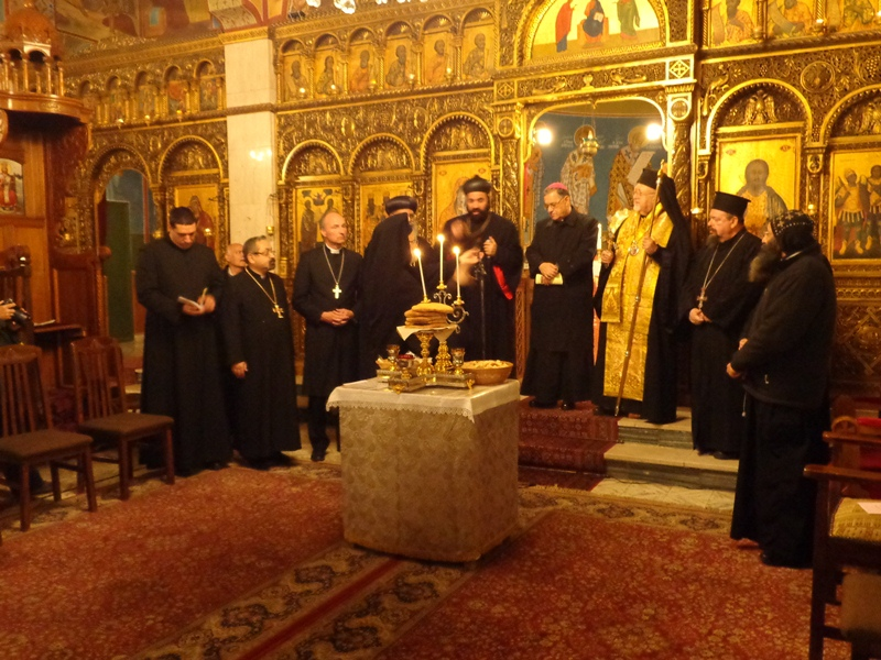 Greek Orthodox Partiarchate in Jerusalem