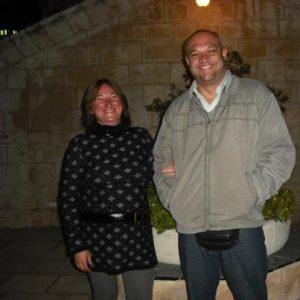 Cema and Luciano