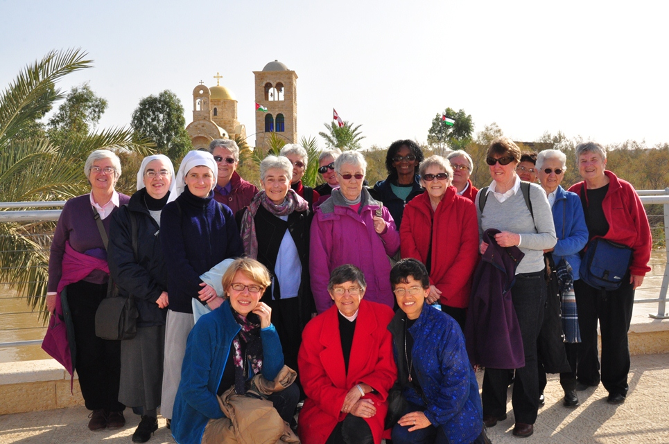 Excursion to the baptismal site Jordan river