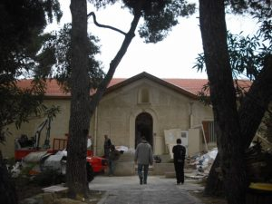 Renovations in Ein Kerem