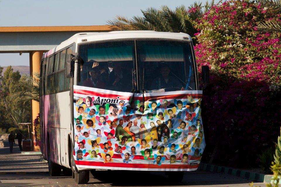 Aponi bus