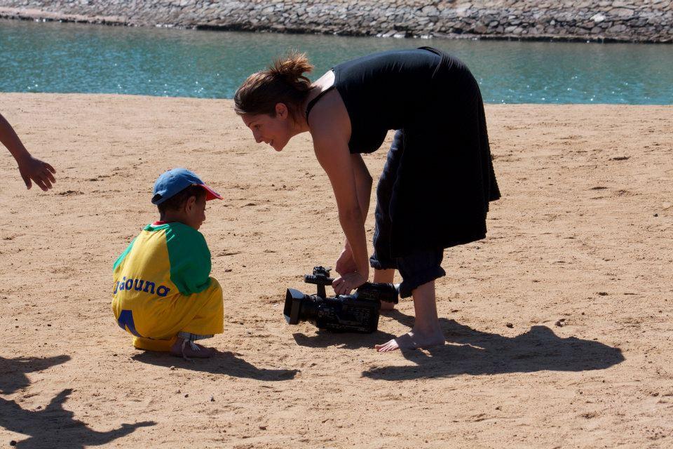 filming Aponi